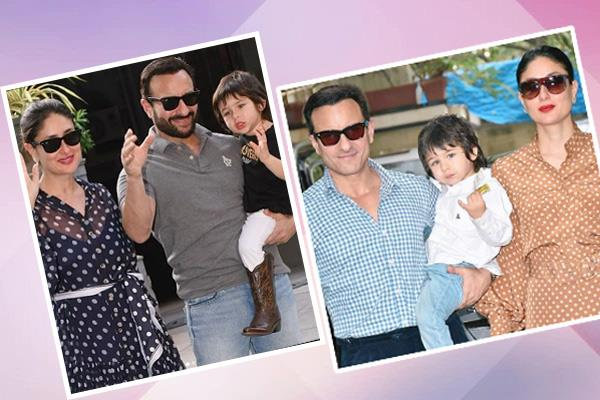 saif ali khan comment on india after that son taimur ali khan in controversy