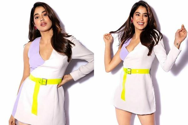 janhvi kapoor looks stunning in latest photoshoot