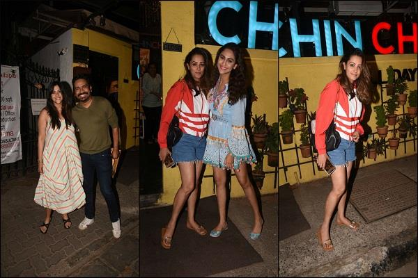 ekta kapoor went on a late night hangout with these tv actreses