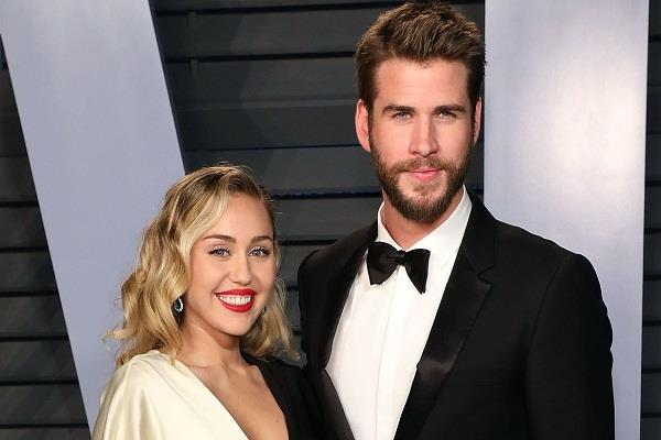 miley cyrus and liam hemsworth gets divorce
