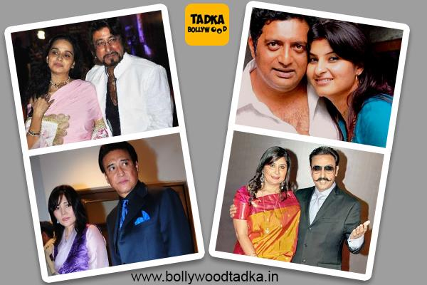 unseen and beautiful wives of bollywood famous villains