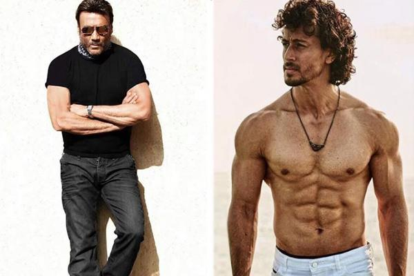 baaghi 3  first time tiger shroff and dad jackie work together