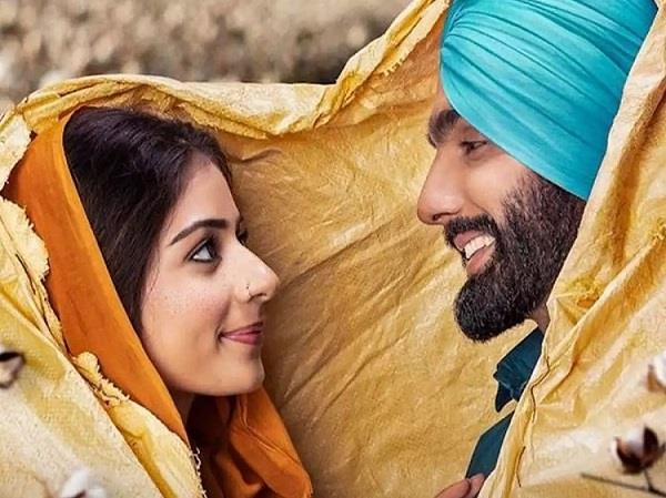 ammy virk and tania romantic movie sufna release on 14 february