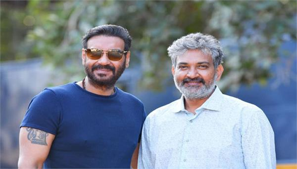 ajay devgn begins shooting for ss rajamouli film rrr