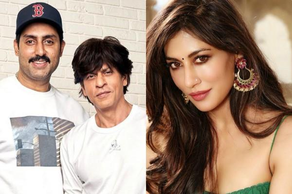 chitrangada will play opposite abhishek and shahrukh in bob biswas