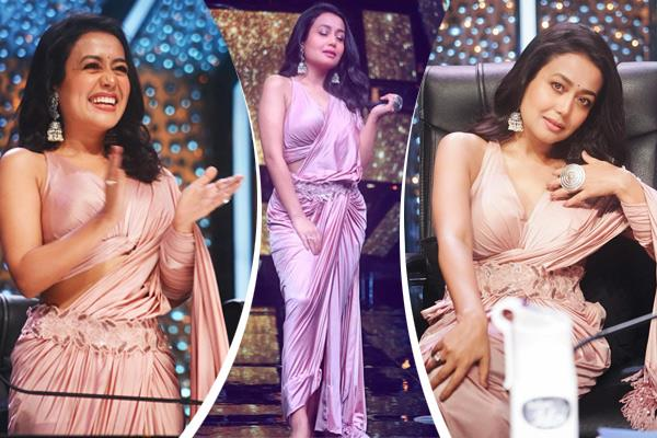 pictures of singer neha kakkar are winning the internet