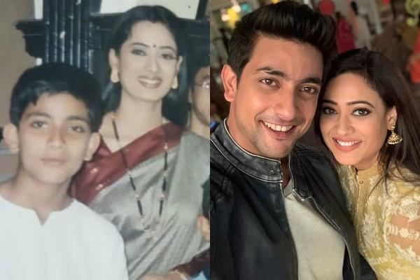 shweta tiwari shares 16 year old photo with her co star fahman khan