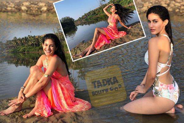 amyra dastur hot pictures viral