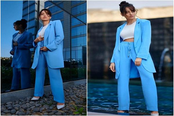 nora fatehi latest photoshoot photos went viral