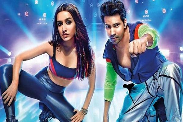 street dancer 3d film illegal weapon song release
