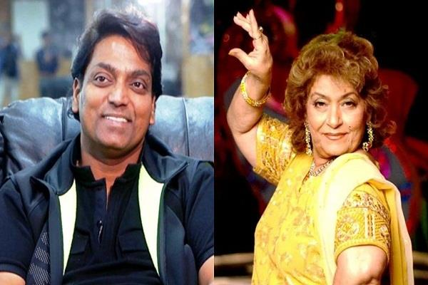 ganesh acharya dismisses saroj khan allegations