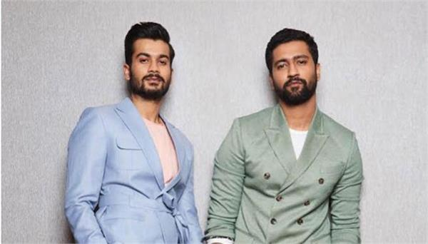 sunny s special message with her brother vicky kaushal in  the forgotten army