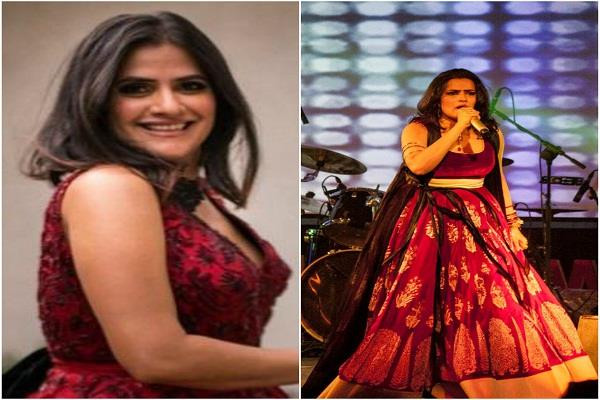 sona mohapatra gets space agency invitation