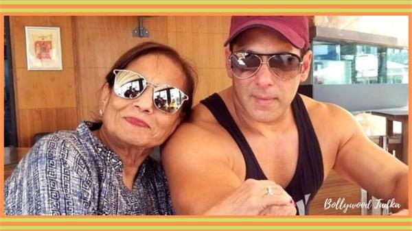 salman khan s mother salma khan entry in social media account