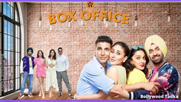 akshay kumar s movie good newwz box office collection detail