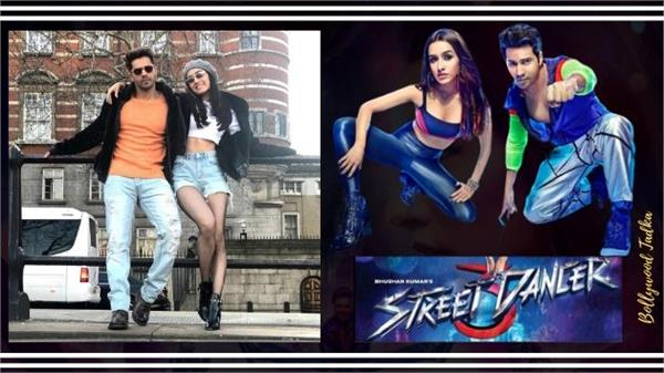 shraddha kapoor and varun dhawan will reached in zirakpur for street dancer 3d