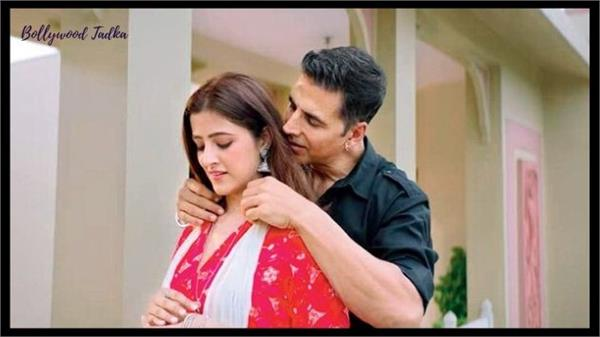 akshay kumar and nupur sanon movie news in hindi