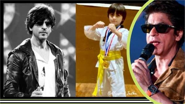 abram won the medal again shahrukh wrote this sharing photo