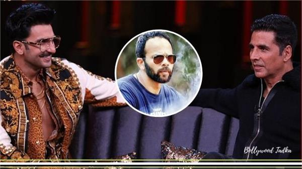 rohit shetty going to make movie with akshay and ranvir singh