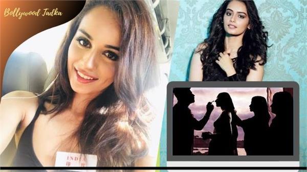 manushi chhillar start her upcoming movie shooting