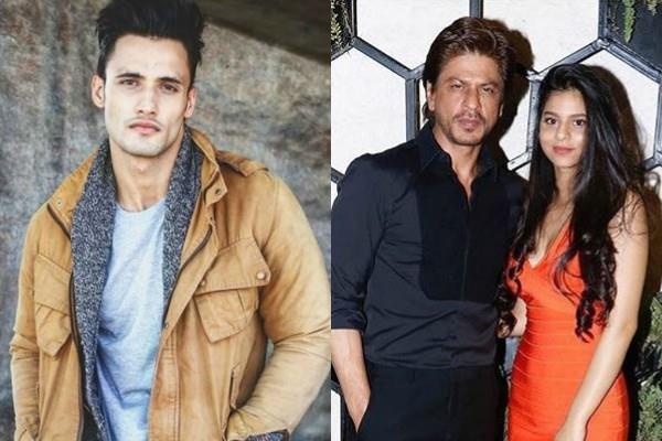 asim riaz romance with suhana khan karan johar film