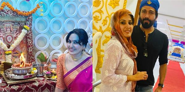 kamya panjabi wedding function pictures viral