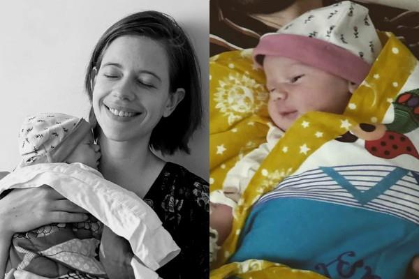 kalki koechlin share adorable picture with her daughter sappho
