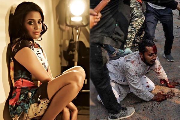 delhi violence peoples demand swara bhasker arrest