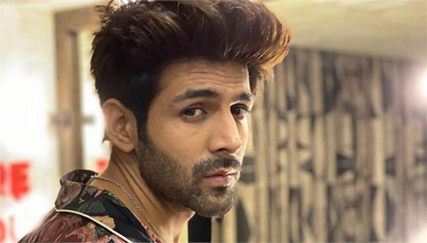 kartik aaryan shares video doing pungi dance