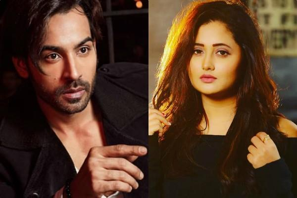 arhaan received a legal notice for staying rashami desai house
