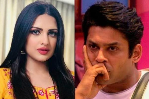himanshi khurana advice to sidharth shukla focus on how to behave with girls