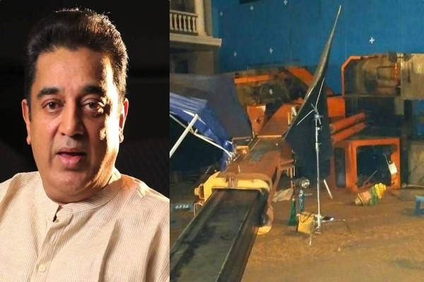 3 killed and many injured in accident on the sets of kamal haasan indian 2