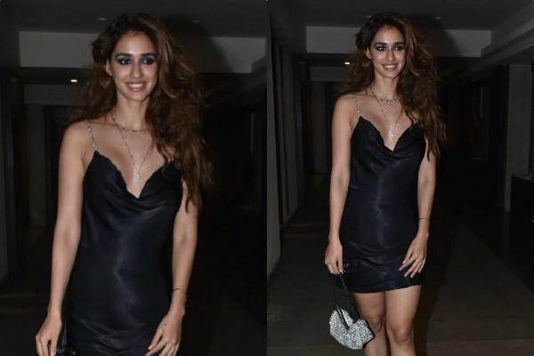 disha patani looks bold in latest pictures