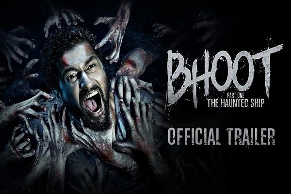 bhoot the haunted ship trailer release
