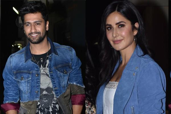 katrina kaif reacts over boyfriend vicky kaushal film bhoot