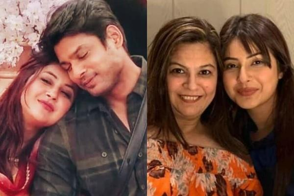 shehnaz gill meets siddharth shukla sister picture viral on internet