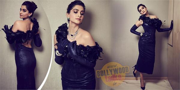 sonam kapoor looks stunning in her latest photoshoot