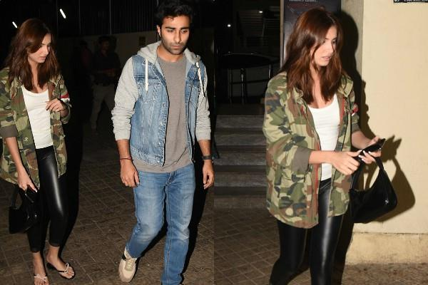 tara sutaria movie date with boyfriend aadar jain