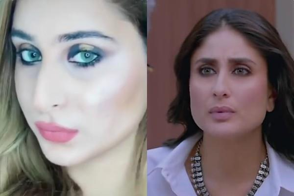 kareena kapoor khan doppelganger winning the internet with her mimicry