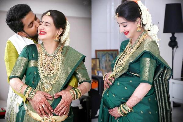 saath nibhana saathiya fame lovey sasan blessed with a baby boy