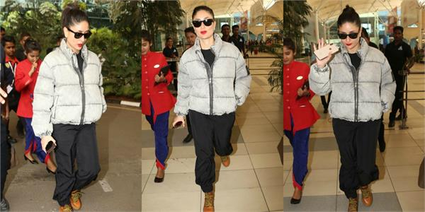 kareena kapoor looked stunning at airport
