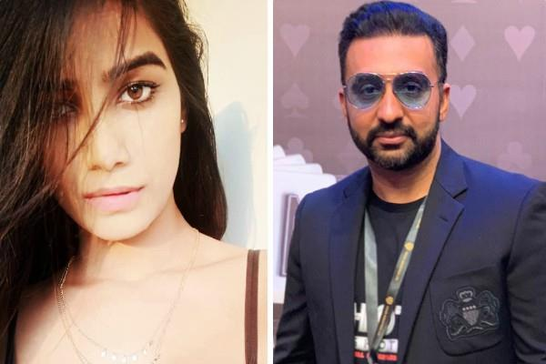 poonam panday files criminal case against raj kundra