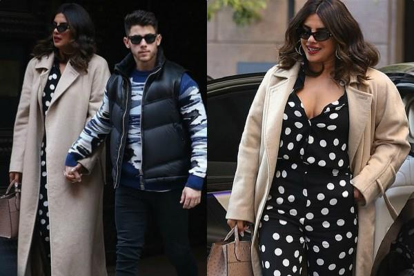 priyanka chopra nick jonas look stylish at their latest pictures