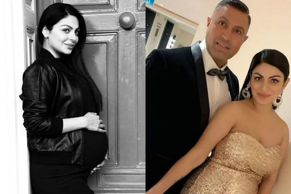 actress neeru bajwa blessed with twins daughter