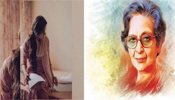 in amrita pritam story this actress will play an important character in the film