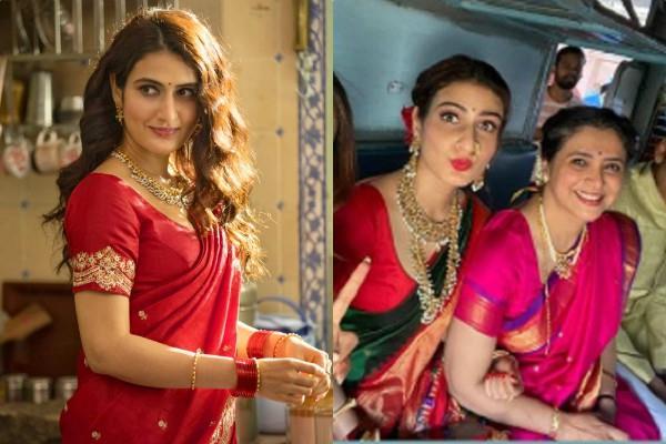 fatima sana shaikh new look viral from suraj pe mangal bhari