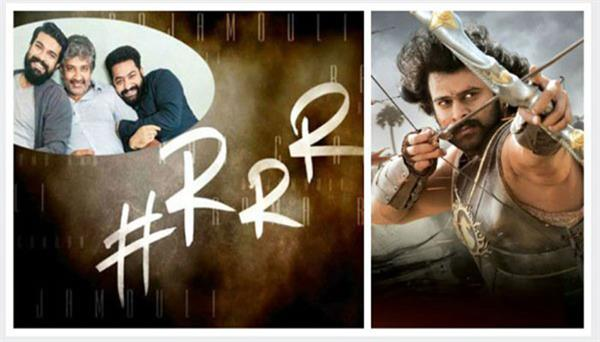 film rrr to beats the buisness of baahubali 2