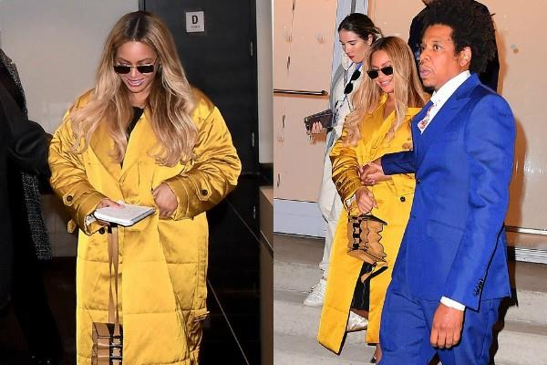 beyonce dinner date with husband jay z
