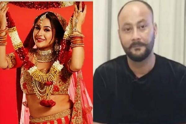 shehnaz gill father angry to makers for arranging marriage show