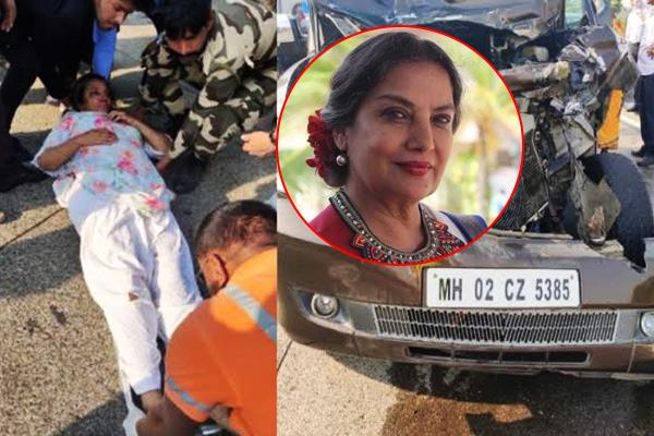 shabana azmi returns home from the hospital